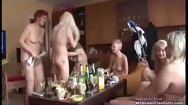 Real mature orgy