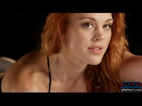 Redheads with abs nude