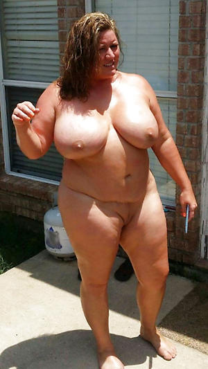 Nude matures chubby