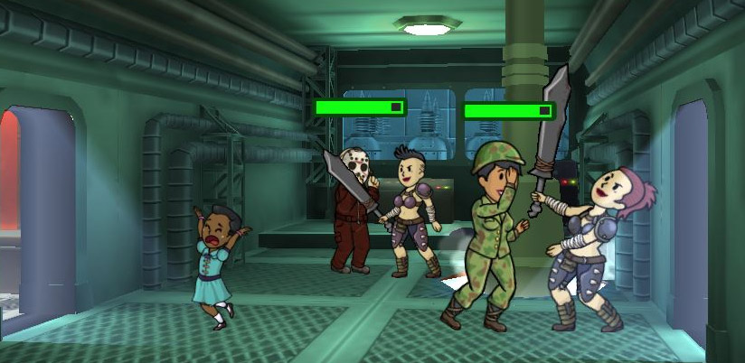 Fallout shelter nude mod