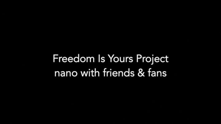 Freedom is yours nano