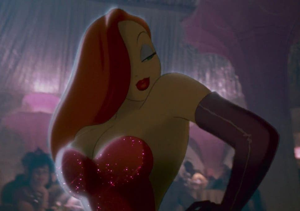 Who framed roger rabbit woman jessica nude image